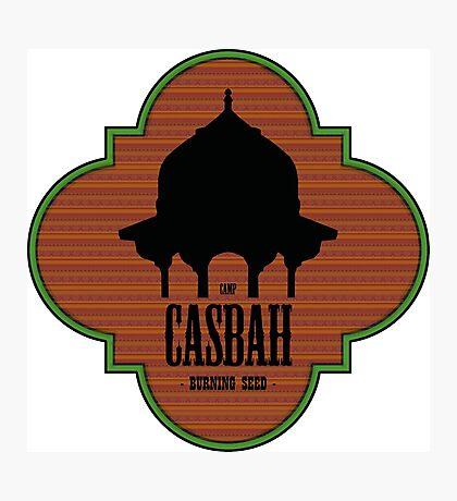 Casbah Merch Photographic Print