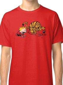 Calvin And Hobbes : Get Set, Ready, Go ... Classic T-Shirt