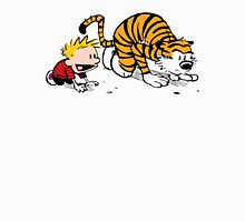 Calvin And Hobbes : Get Set, Ready, Go ... Men's Baseball ¾ T-Shirt