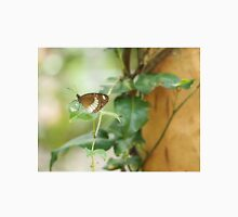 Butterfly on a Leaf Unisex T-Shirt
