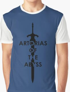 Artorias (Black) Graphic T-Shirt