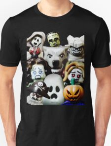 Lego Monsters are coming for you Unisex T-Shirt