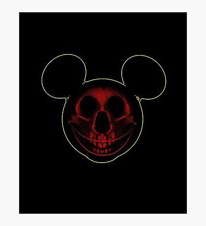Mickey Photographic Print