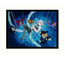 Pandora Hearts Echo  Art Print