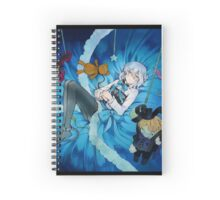 Pandora Hearts Echo  Spiral Notebook