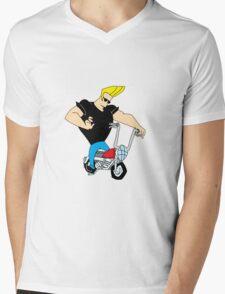 BRAVO 4 Mens V-Neck T-Shirt