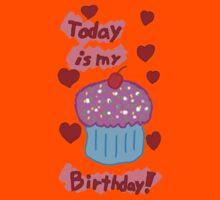 Today is my Birthday Kids Tee