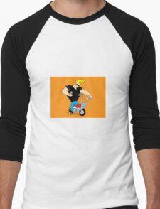 BRAVO 6 Men's Baseball ¾ T-Shirt