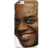 Ainsley Harriott (or lord and saviour) iPhone Case/Skin