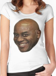 Ainsley Harriott (or lord and saviour) Women's Fitted Scoop T-Shirt