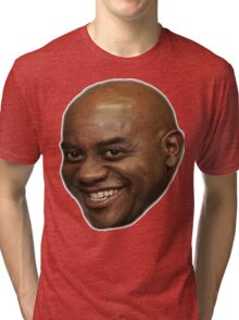 Ainsley Harriott (or lord and saviour) Tri-blend T-Shirt