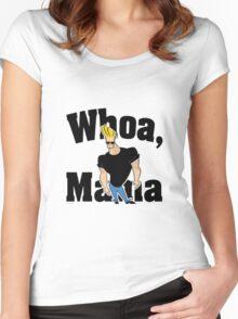 BRAVO 9 Women's Fitted Scoop T-Shirt
