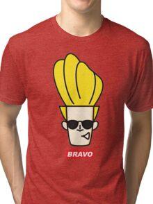 BRAVO 11 Tri-blend T-Shirt