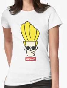 BRAVO 11 Womens Fitted T-Shirt