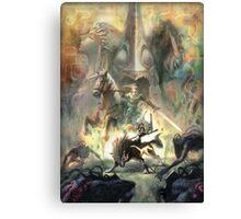 The legend of Zelda - Twilight princess Phone Case Canvas Print