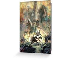 The legend of Zelda - Twilight princess Phone Case Greeting Card