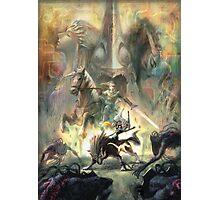 The legend of Zelda - Twilight princess Phone Case Photographic Print
