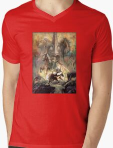 The legend of Zelda - Twilight princess Phone Case Mens V-Neck T-Shirt