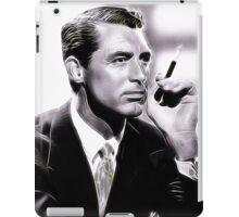 Cary Grant Hollywood Icon by John Springfield iPad Case/Skin