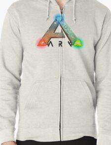Ark Survival Zipped Hoodie