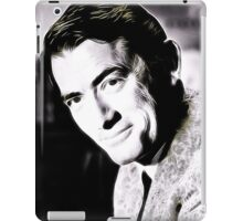 Gregory Peck Hollywood Icon by JS iPad Case/Skin