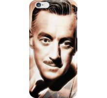 Sir Alec Guiness by JS iPhone Case/Skin