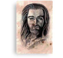 Thorin Oakenshield Caffeine Shock Canvas Print