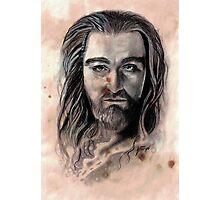 Thorin Oakenshield Caffeine Shock Photographic Print