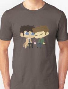 Destiel + Earphones T-Shirt