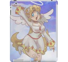 Blond Angel Girl iPad Case/Skin