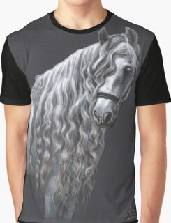 Andalusier - Andalusian Horse Graphic T-Shirt