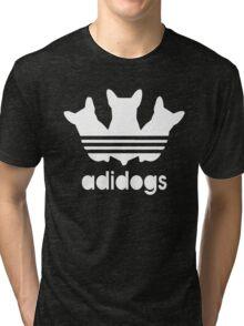Adidogs Tri-blend T-Shirt