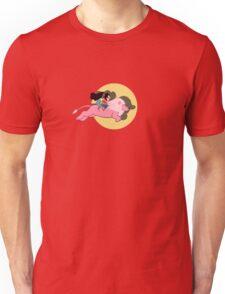 Steven Universe Adventures (TINTIN intro) Unisex T-Shirt