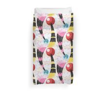 Two Tails Duvet Cover