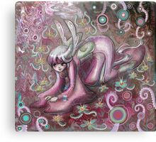 Furisode Fairy Canvas Print