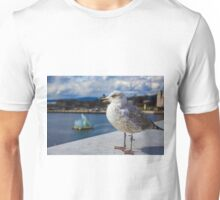 Modern Seagul Unisex T-Shirt