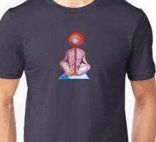 Yoga Spine Unisex T-Shirt