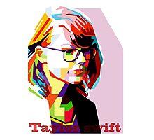 Taylor Swift T Shirt Photographic Print