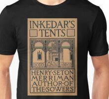 Artist Posters In Kedar's tents Henry Seton Merriman author of the Sowers Dodd Mead and Co publishers H 0585 Unisex T-Shirt