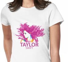 Taylor Swift T Shirt Womens Fitted T-Shirt