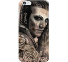 Chris Motionless Caffeine Shock iPhone Case/Skin