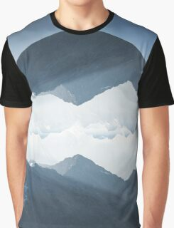 High mountain in morning time Graphic T-Shirt