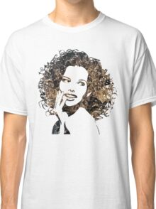 Provocative Face Classic T-Shirt