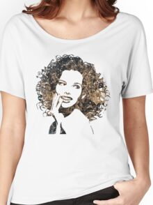 Provocative Face Women's Relaxed Fit T-Shirt