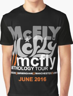 MCFLY ANTHOLOGY TOUR Graphic T-Shirt