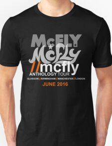 MCFLY ANTHOLOGY TOUR Unisex T-Shirt