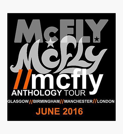 MCFLY ANTHOLOGY TOUR Photographic Print