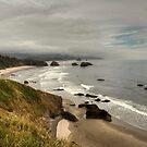Somewhere Along The Oregon Coast - 3 ©  by © Hany G. Jadaa © Prince John Photography