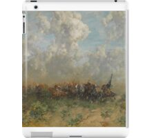 ALBERTO PASINI  THE ROUT  iPad Case/Skin
