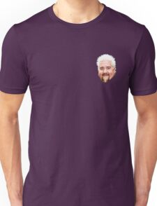 Guy Fieri Face Unisex T-Shirt